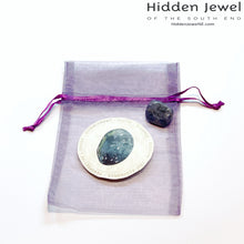 Load image into Gallery viewer, Iolite Healing Stone Tumbles