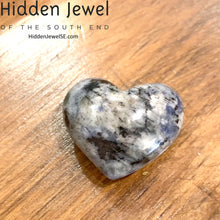 Load image into Gallery viewer, Sodalite hearts Healing Stone