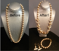 Up-Cycling your Jewelry Class