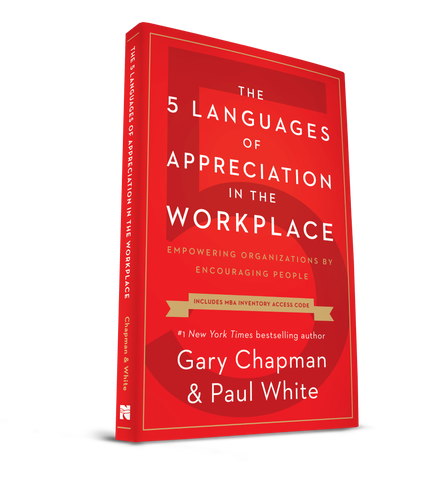 Case (56 books): 5 Languages of Appreciation in the Workplace Books w/ Free Basic MBA Inventory Code - CAT