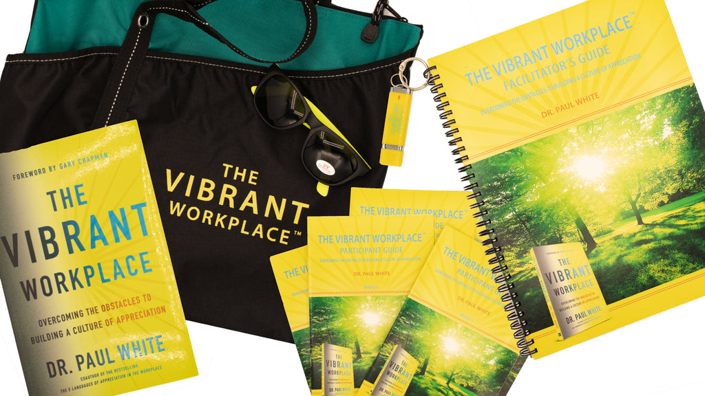 The Vibrant Workplace Training ToolKit