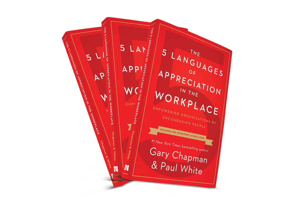 Case: 5 Languages of Appreciation in the Workplace Books (56 books)