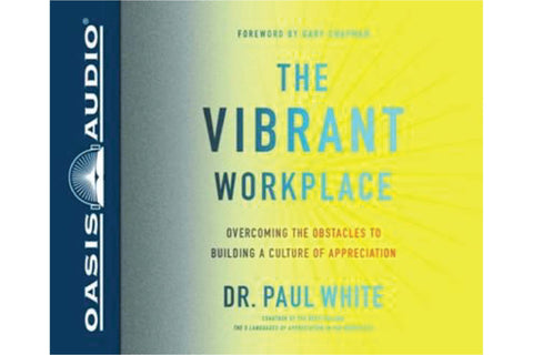 Audiobook CD - The Vibrant Workplace
