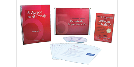 Appreciation at  Work™ Implementation Kit in Spanish