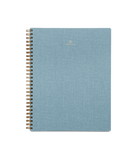 Appointed Notebook - Chambray Blue Blank Lifestyle Appointed LLC