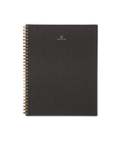 Appointed Notebook - Charcoal Gray Lined Lifestyle Appointed LLC