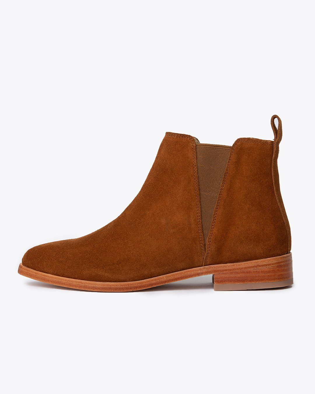 Chelsea Boot Nutmeg Women's Leather Boot Nisolo