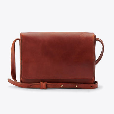 Nisolo - Clara Crossbody Purse Rosewood