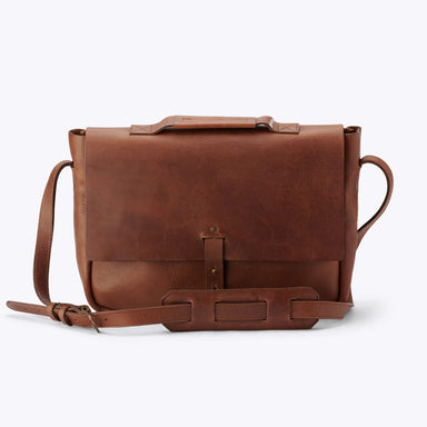 Nisolo - Loreto Messenger Bag Chestnut