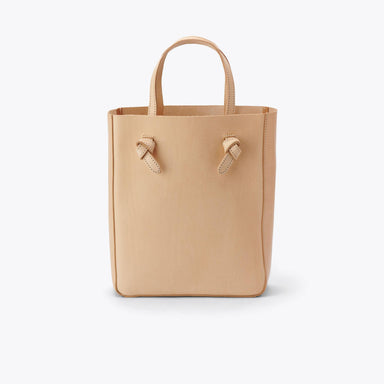 Nisolo - Simone Crossbody Shopper Natural Vachetta