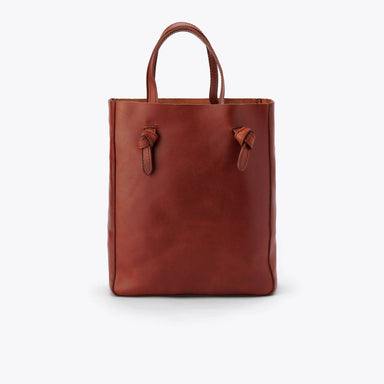 Nisolo - Simone Crossbody Shopper Rosewood