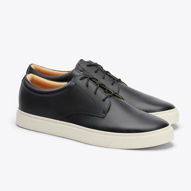 Nisolo - Diego Low Top Sneaker Black