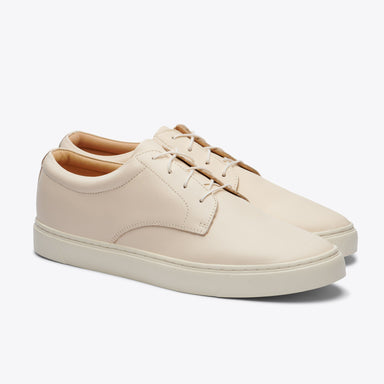 Nisolo - Diego Low Top Sneaker Bone