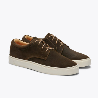 Nisolo - Diego Low Top Sneaker Dark Olive