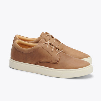 Nisolo - Diego Low Top Sneaker Tobacco