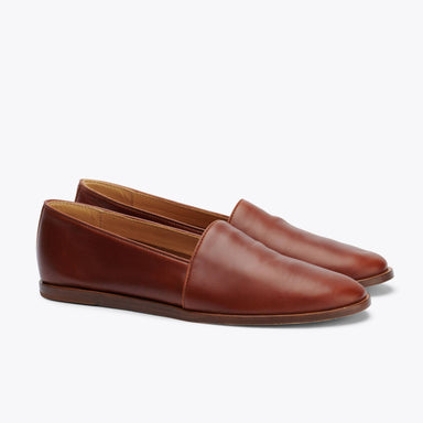 Nisolo - Alejandro Slip on Brandy