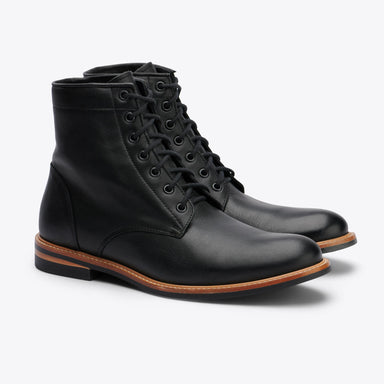 Nisolo - Andres All Weather Boot Black