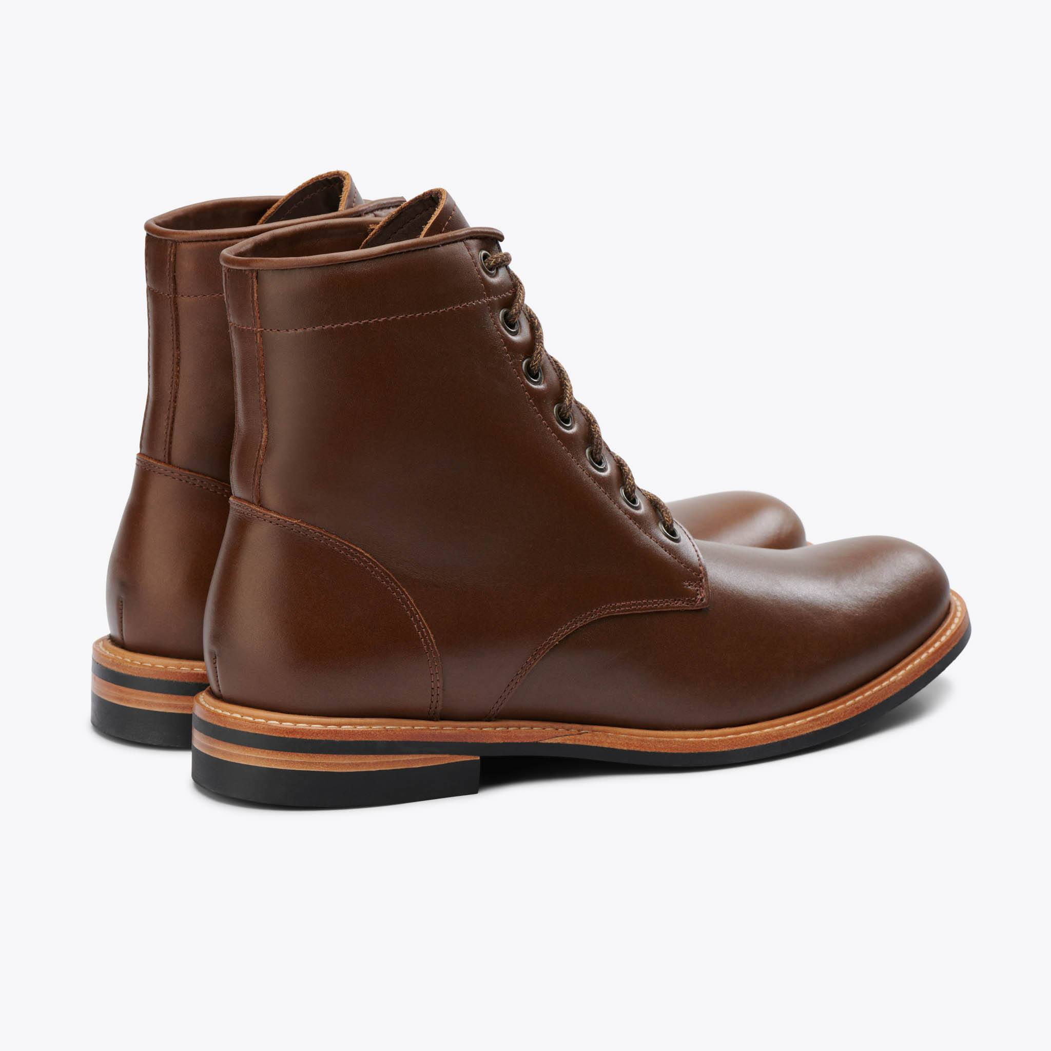 Nisolo - Andres All Weather Boot Brown