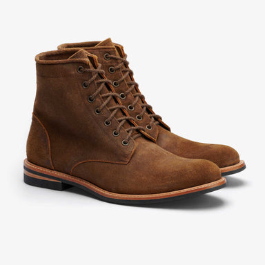 Nisolo - Andres All Weather Boot Waxed Brown