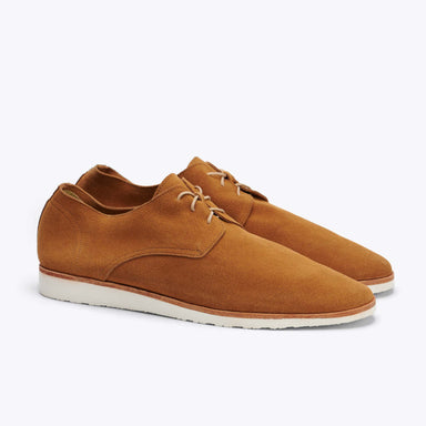 Nisolo - Lightweight Flex Derby Tan