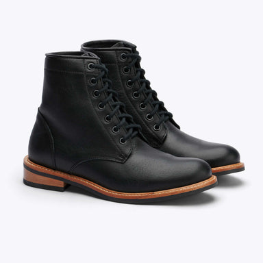 Nisolo - Amalia All Weather Boot Black