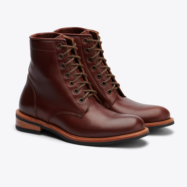 Nisolo - Amalia All Weather Boot Brandy