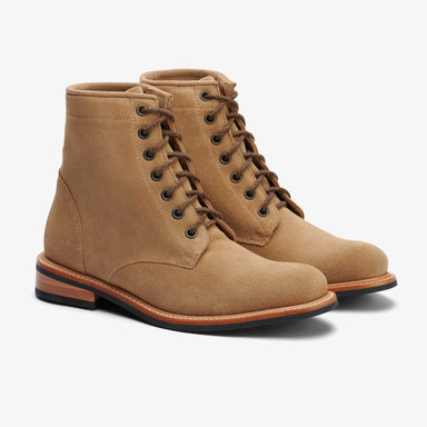 Nisolo - Amalia All Weather Boot Stone