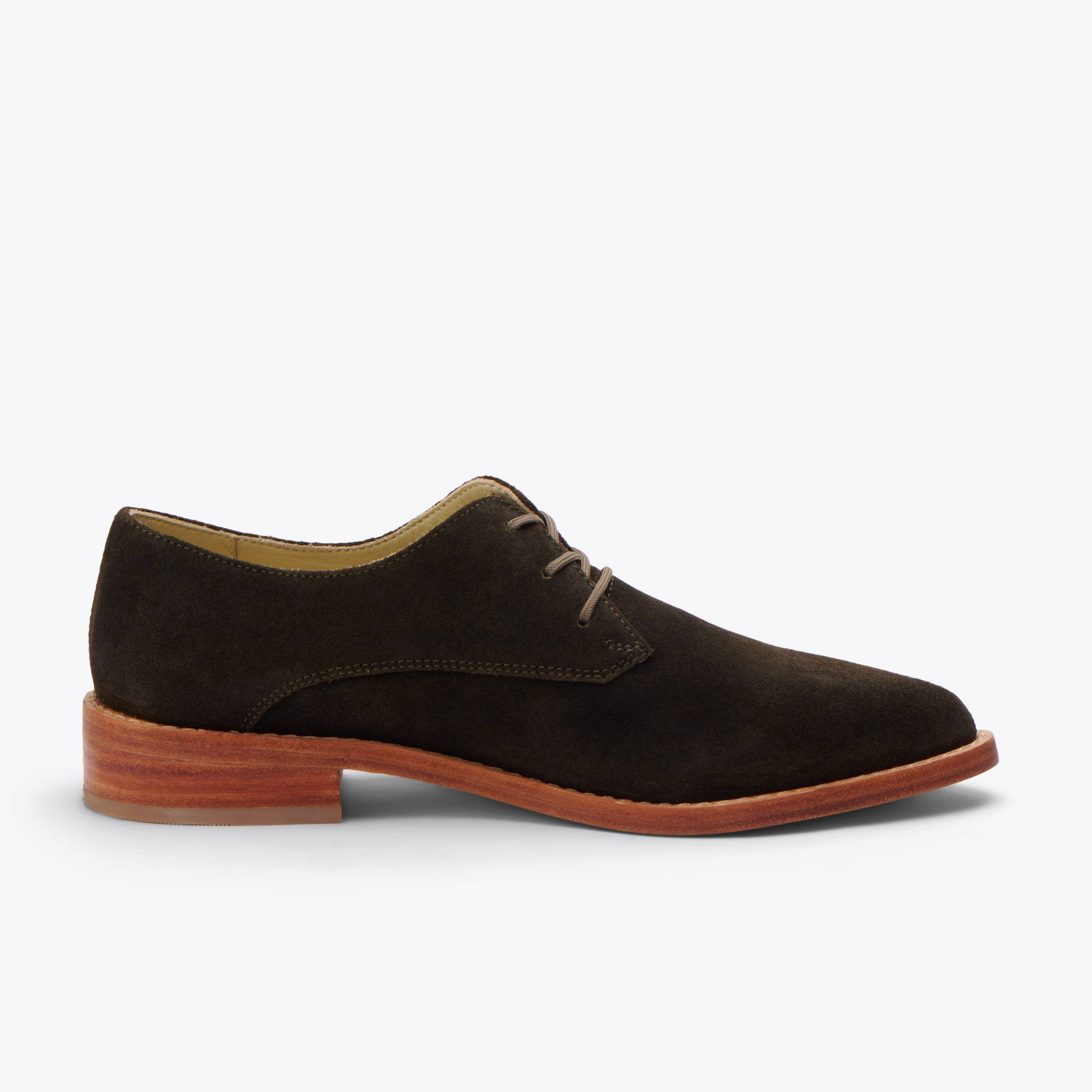 Nisolo - James Oxford Dark Olive