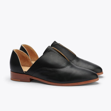 Nisolo - Emma d'Orsay Oxford Black