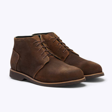 Nisolo - Chavito Chukka Boot Waxed Brown