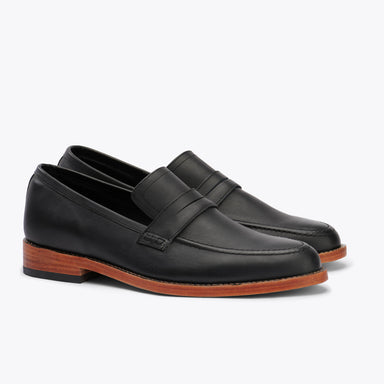 Nisolo - Chamberlain Penny Loafer Black