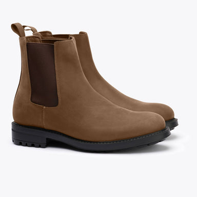 Nisolo - Cruz Chelsea Boot Steel