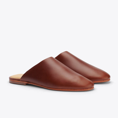 Nisolo - Lima Slip On Brandy