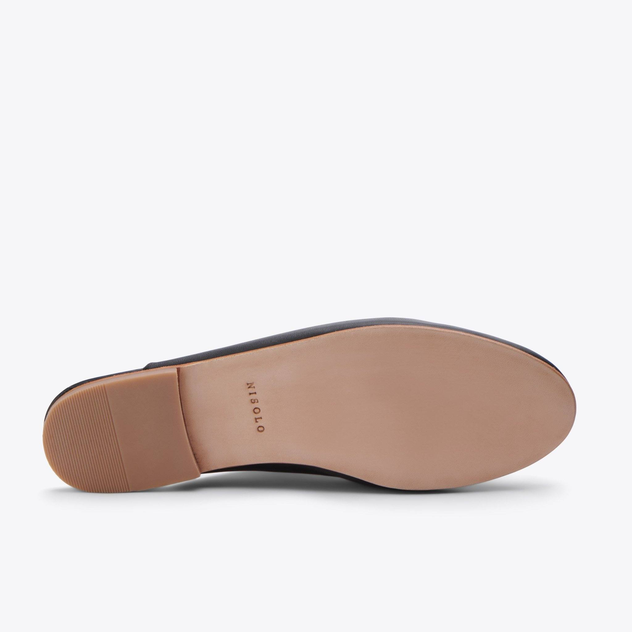 Nisolo - Lima Slip On Black