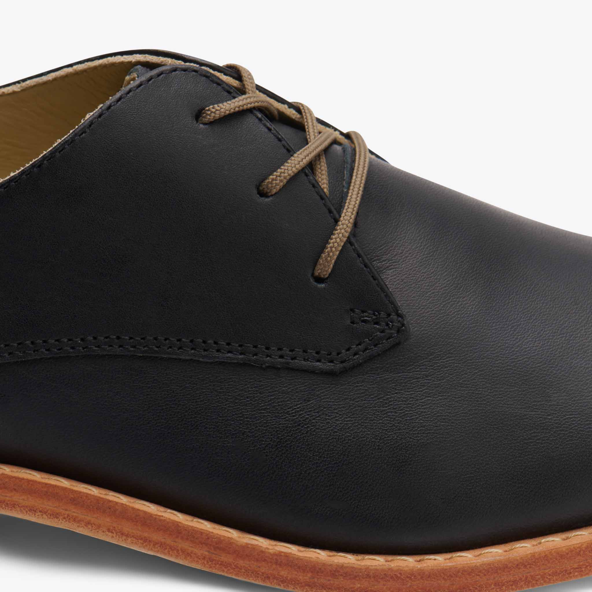 Nisolo - James Oxford Black