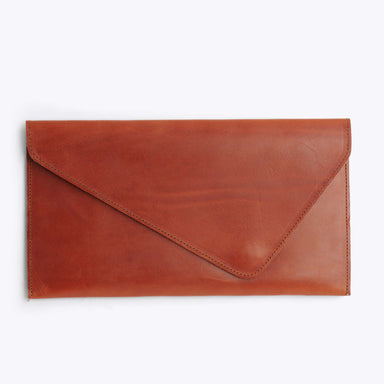 Nisolo - Luisa Clutch Rosewood