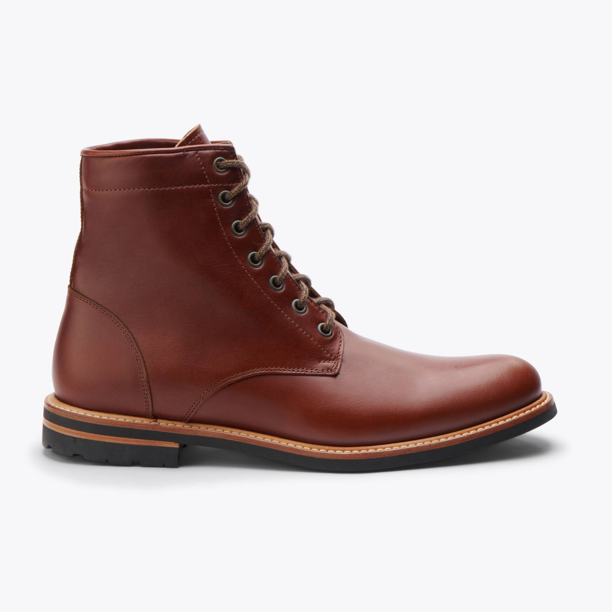 Nisolo - Andres All Weather Boot Brandy