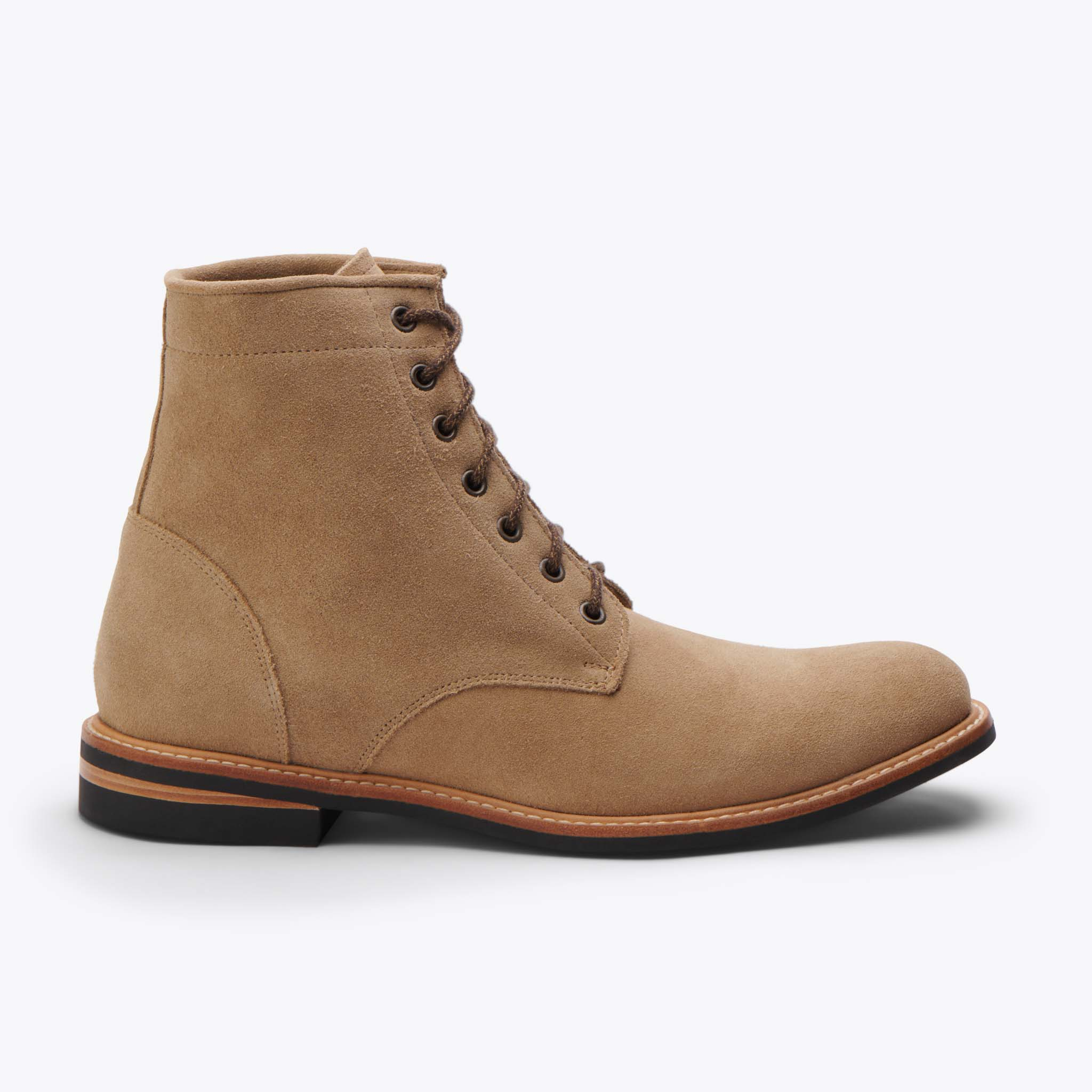 Nisolo - Andres All Weather Boot Stone