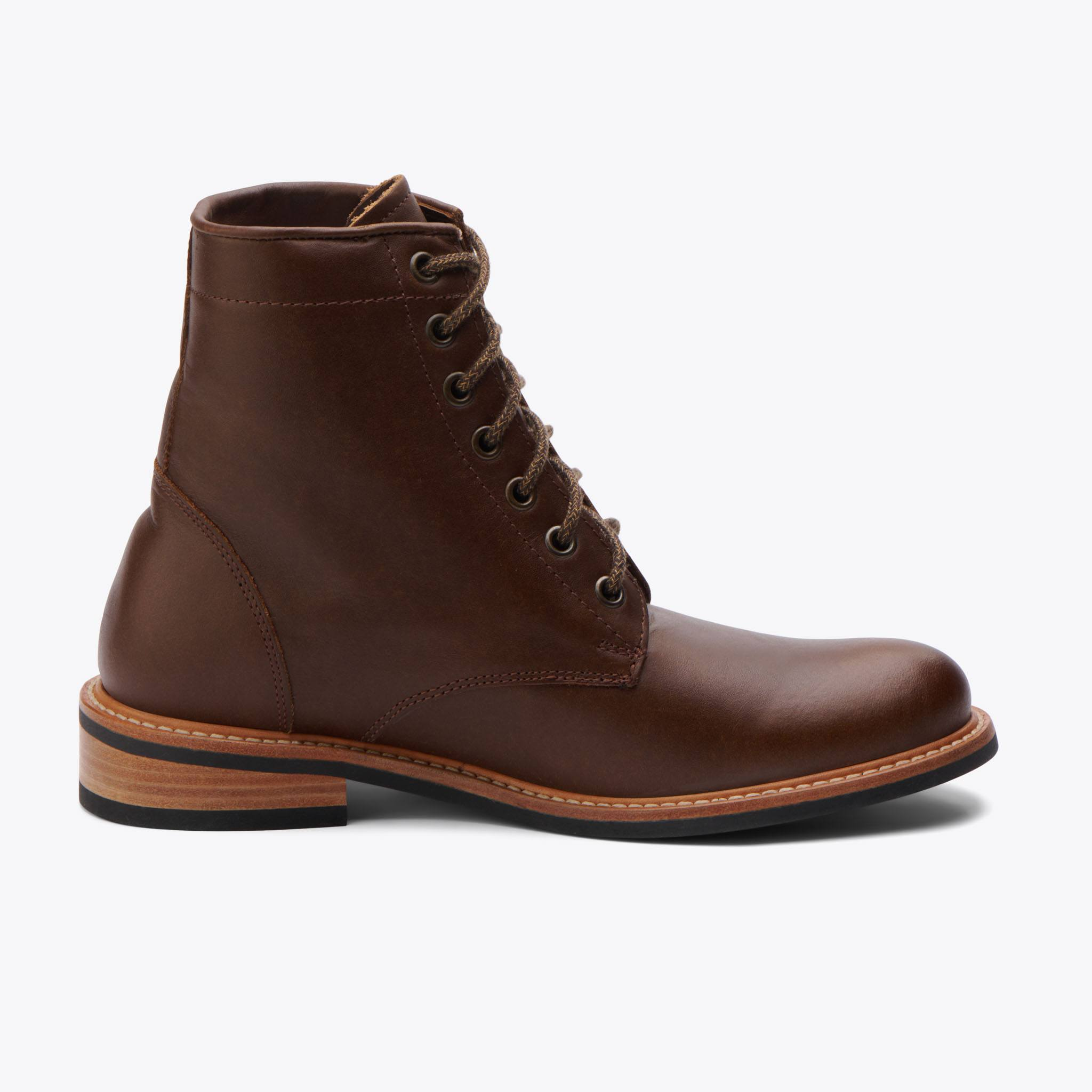 Nisolo - Amalia All Weather Boot Brown
