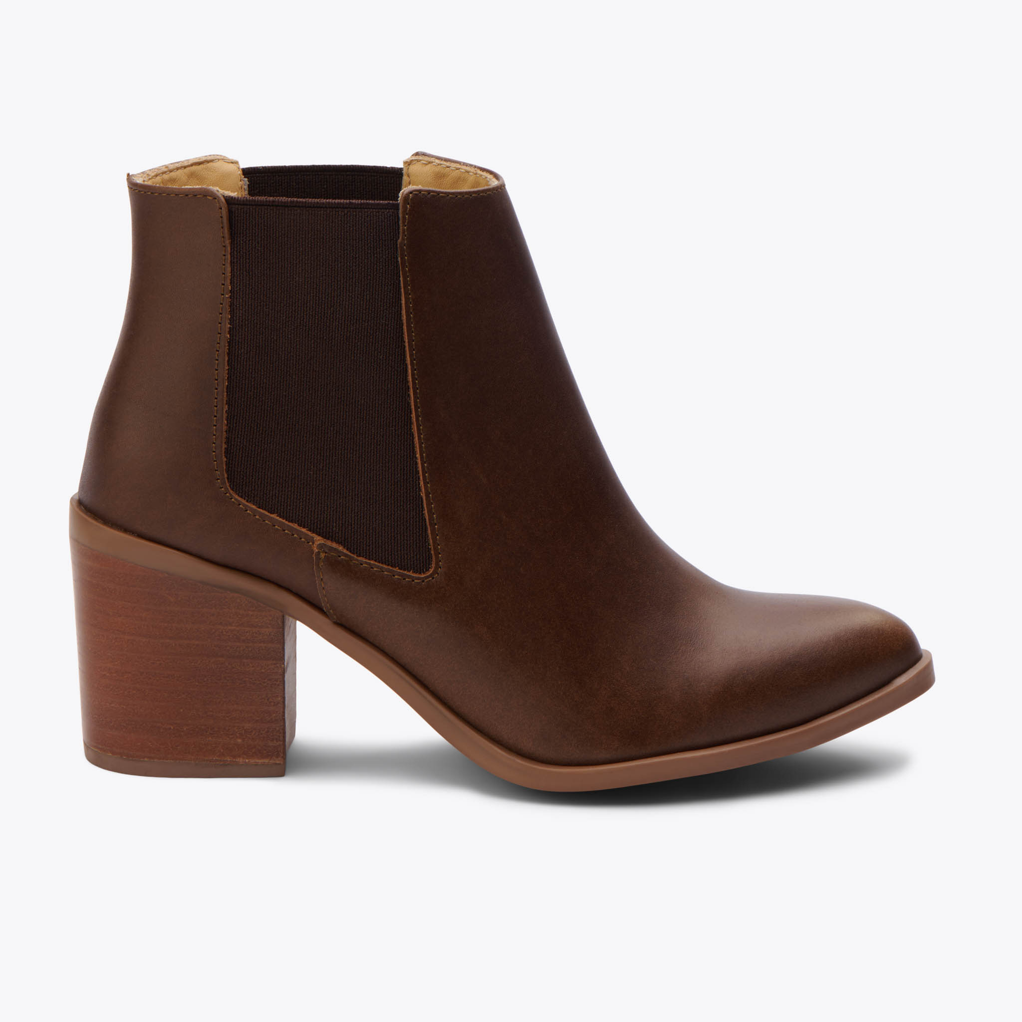 Nisolo - Heeled Chelsea Boot Brown