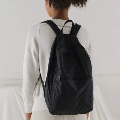 Nisolo - Baggu Packable Backpack Black