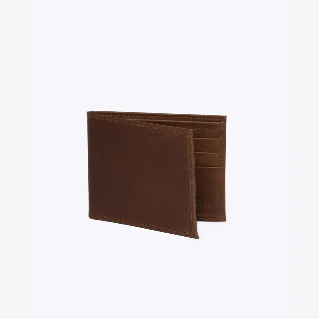 Brewer Wallet Brown Men's Wallet Nisolo