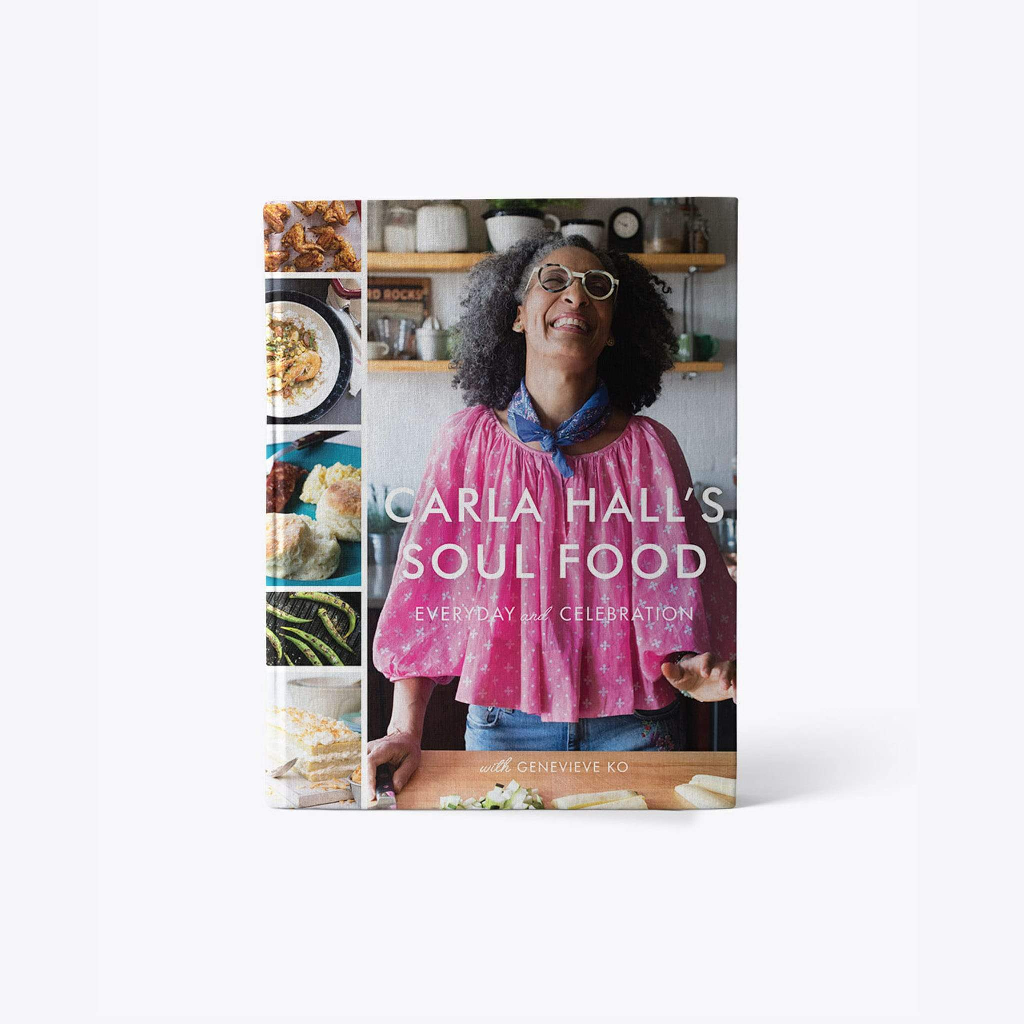 Nisolo - Carla Hall's Soul Food Cookbook