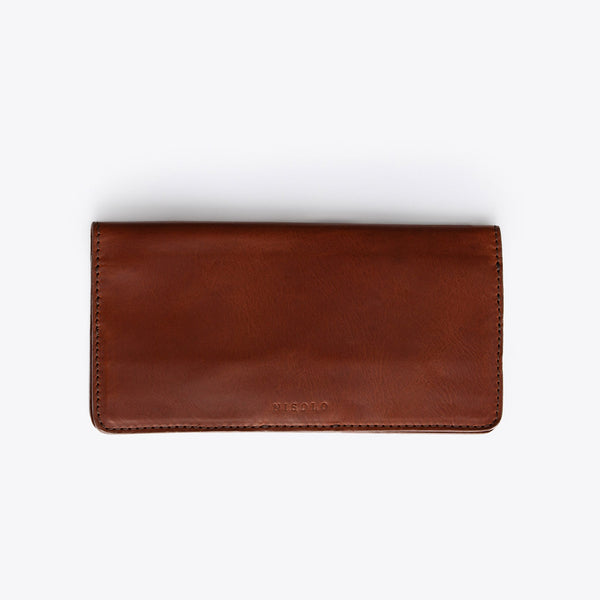 Classic Wallet Rosewood Women's Leather Wallet Nisolo