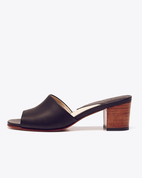 Elizabeth Slide Black