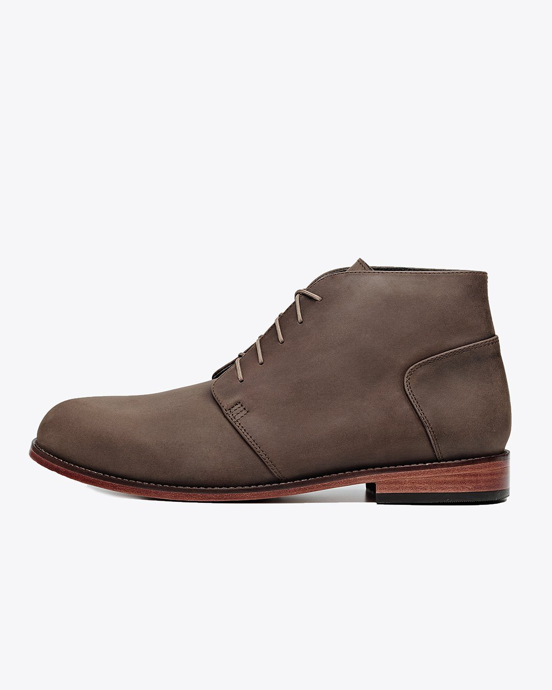 Nisolo Men's Emilio Chukka Boot Steel