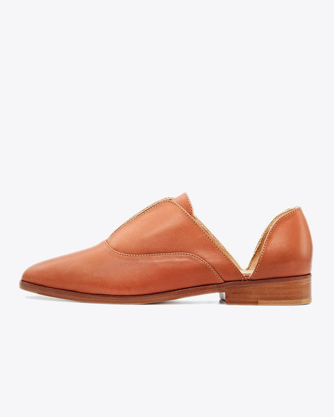 Nisolo Women's d'Orsay Oxford