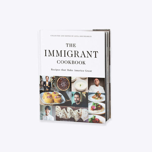 Immigrant Cookbook Interlink Publishing