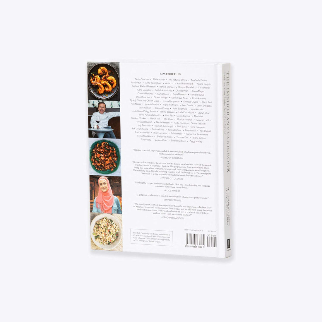 Immigrant Cookbook Book Interlink Publishing