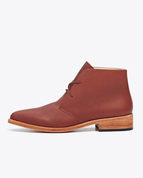 Isa Boot Brandy